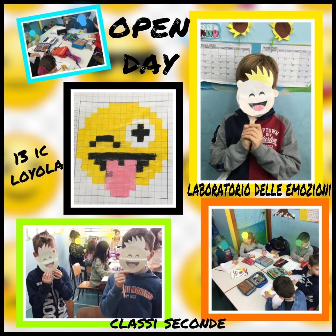 Open Day scuola Primaria a.s. 2019-2020