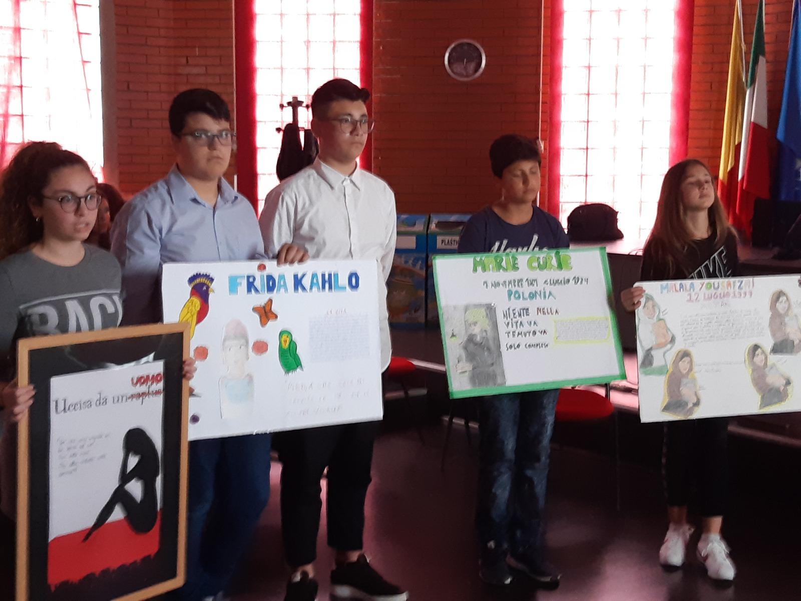 Premio Fabrizio Romano XV edizione_ scuola secondaria