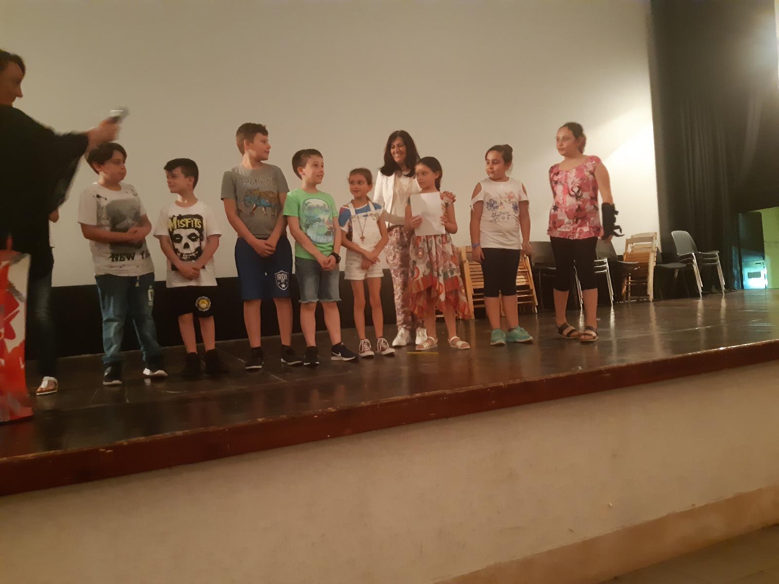 Premio Fabrizio Romano XV edizione_ scuola primaria