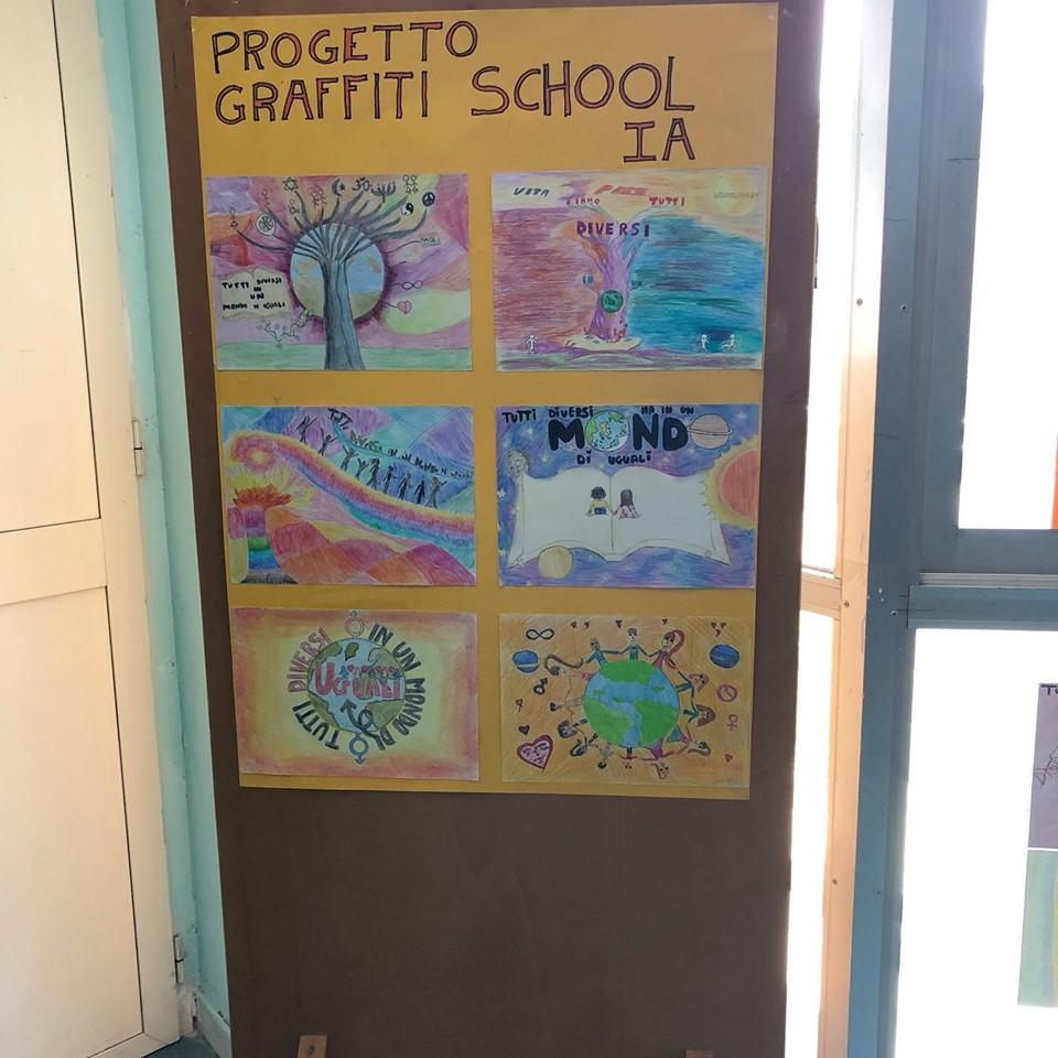 """Progetto """"Graffity School"""""""