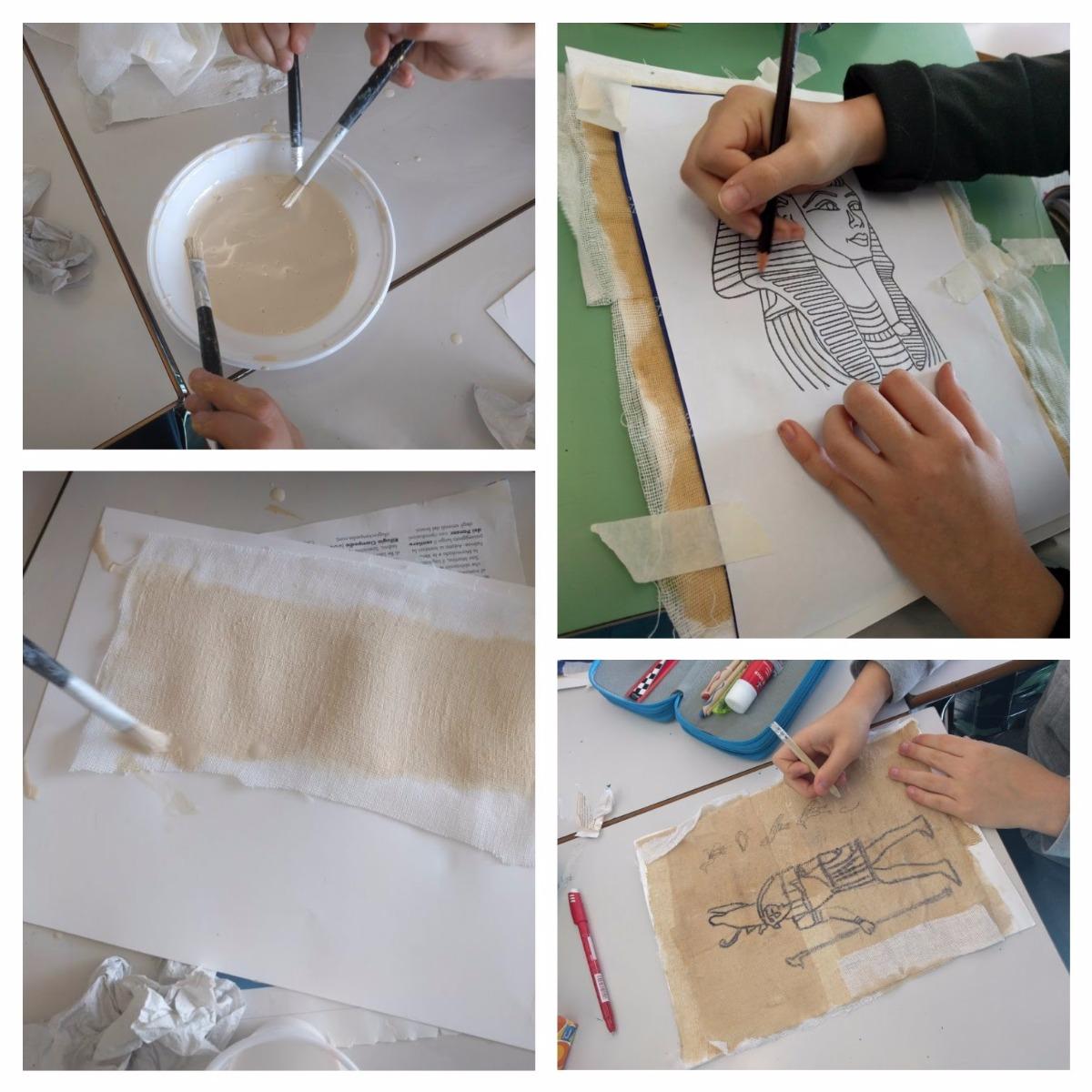 Didattica laboratoriale e creatività nei lavori  della V E scuola primaria